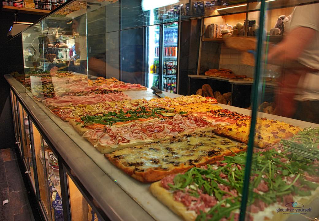 top 5 pizza al taglio or pizza by the slice