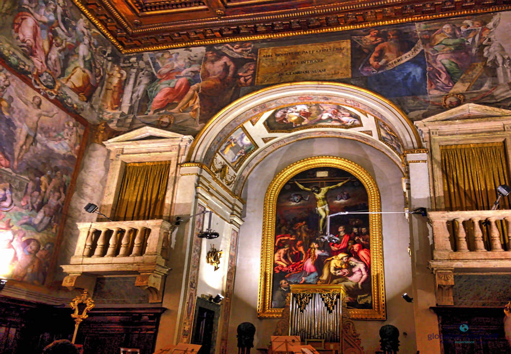 CONCERT AT THE ORATORIO DEL GONFALONE