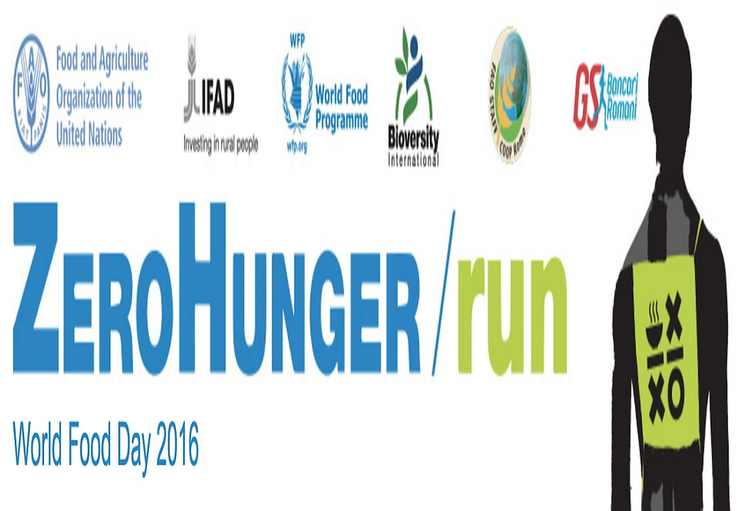 ZERO HUNGER/RUN